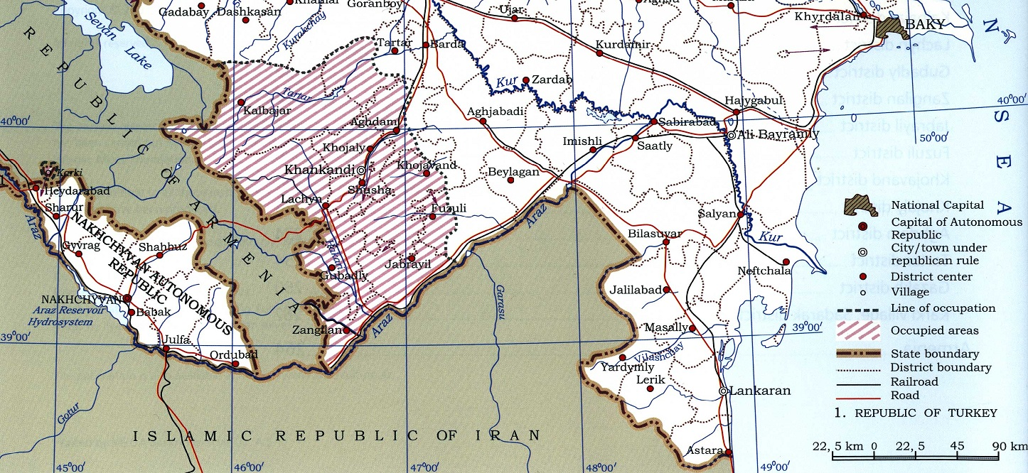 The NagornoKarabakh Dispute GeoPol Intelligence