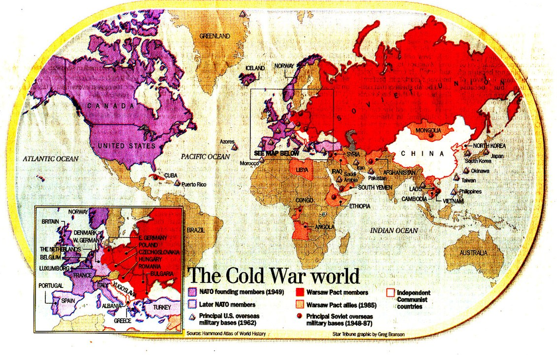 Cold War Documentary   Geopol