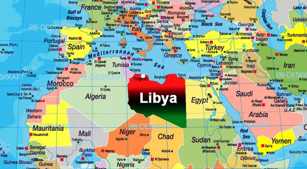 Libya-map-for-site - GeoPol Intelligence