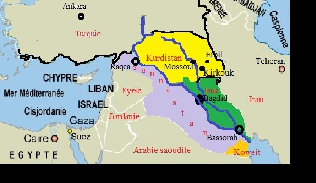 Destroying Syria To Create Sunnistan US Bombs Syrian Military - Map of iraq us military bases