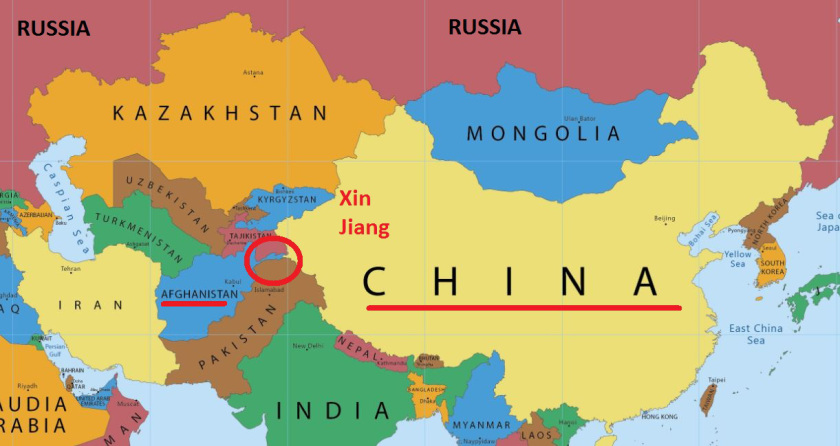 China in afghanistan geopol intelligence by gumiabroncs Image collections